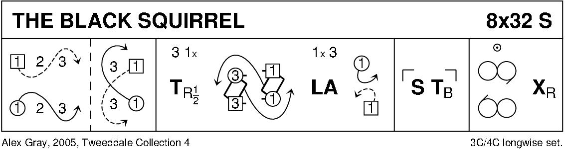 The Black Squirrel Keith Rose's Diagram