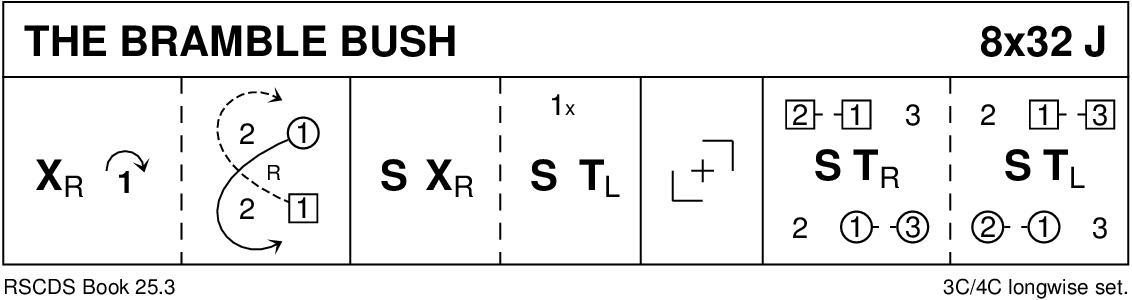 The Bramble Bush Keith Rose's Diagram