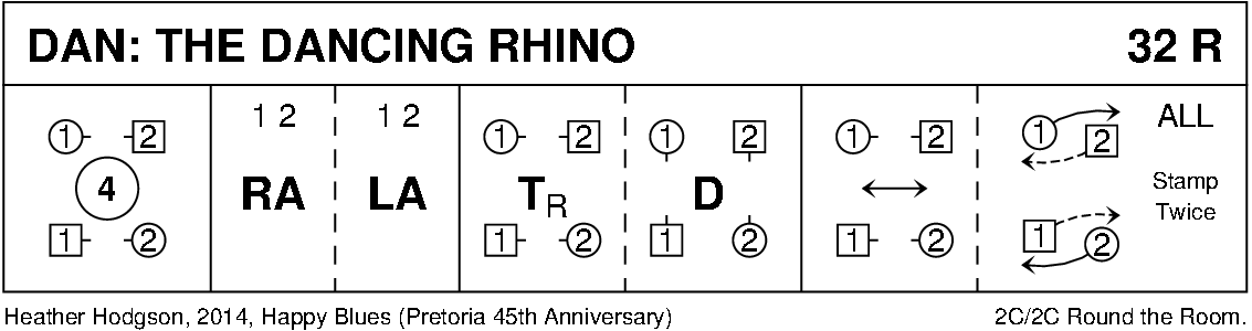 Dan: The Dancing Rhino Keith Rose's Diagram