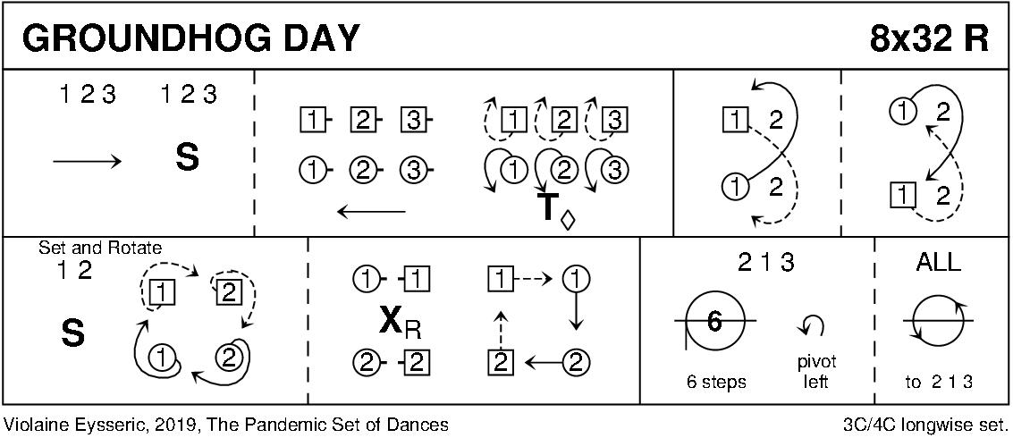 Groundhog Day (Eysseric) Keith Rose's Diagram