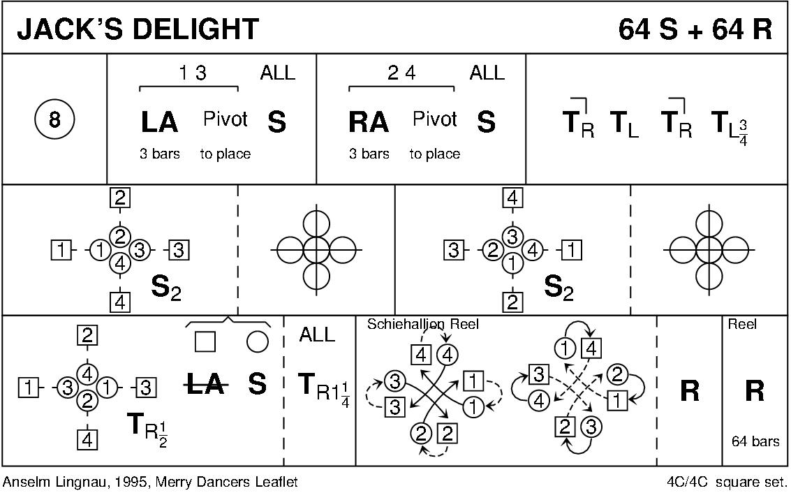 Jack's Delight Keith Rose's Diagram