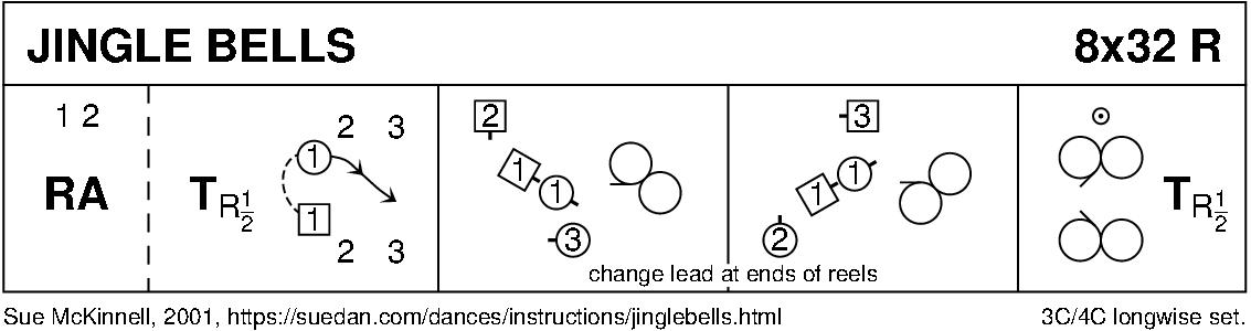 Jingle Bells Keith Rose's Diagram