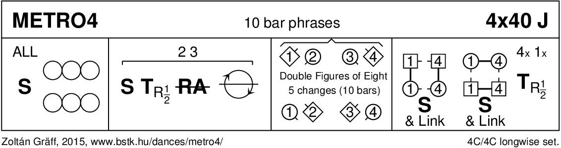 Metro4 Keith Rose's Diagram