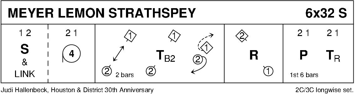 Meyer Lemon Strathspey Keith Rose's Diagram