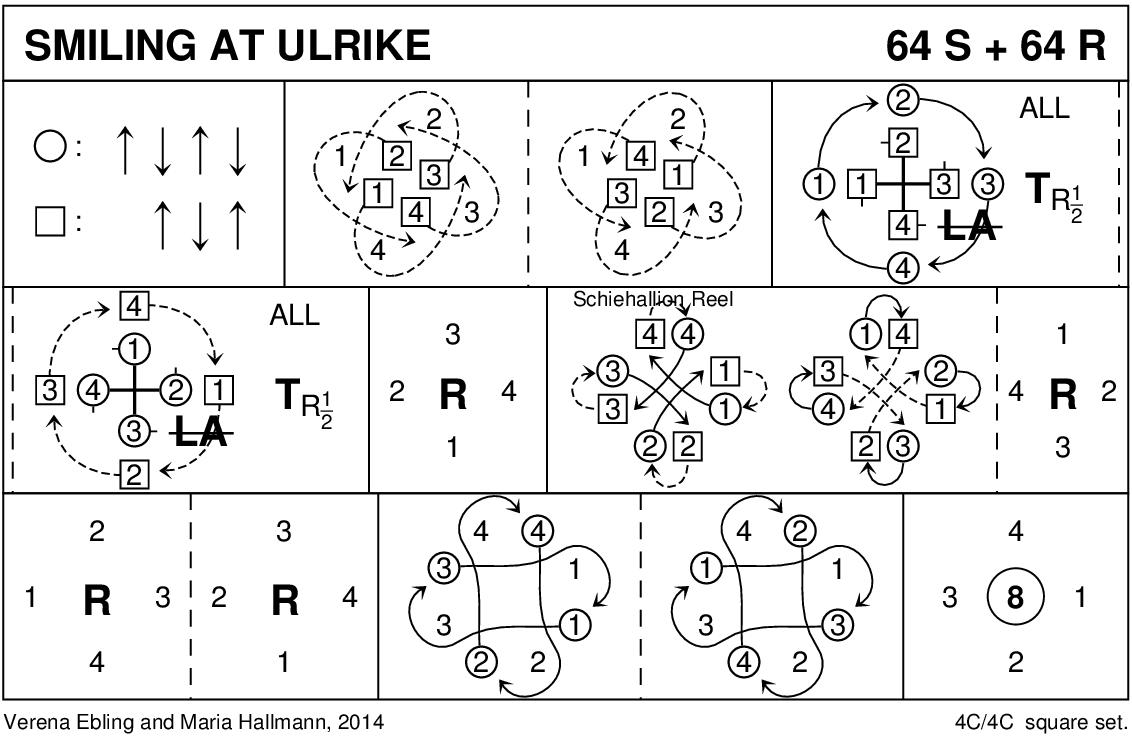 Smiling At Ulrike Keith Rose's Diagram