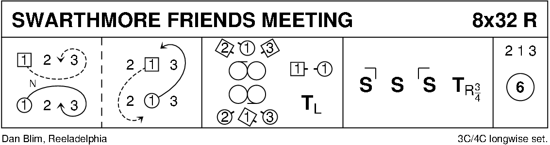 Swarthmore Friends Meeting Keith Rose's Diagram