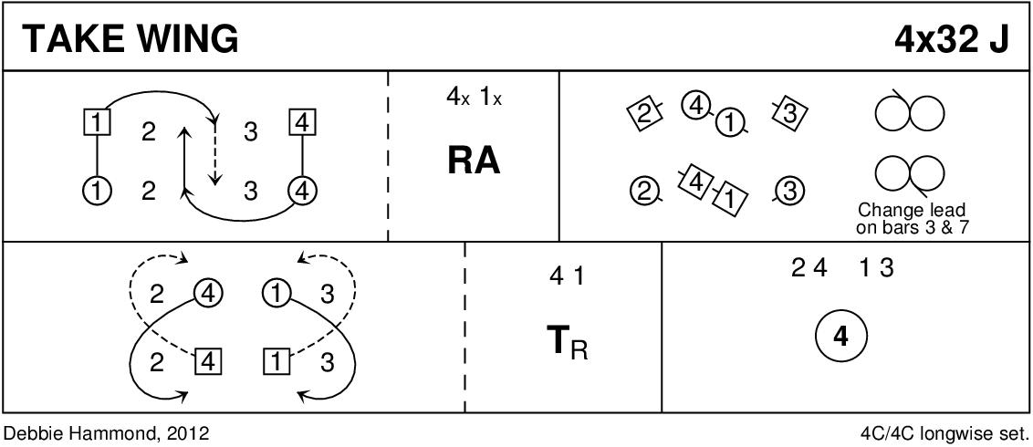 Take Wing Keith Rose's Diagram