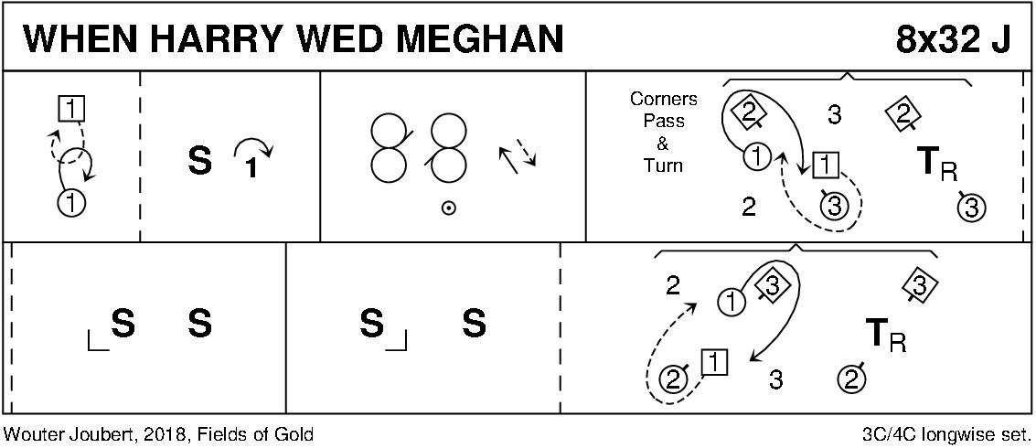 When Harry Wed Meghan Keith Rose's Diagram