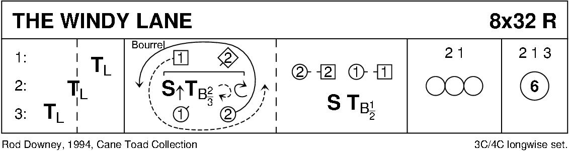 Windy Lane Keith Rose's Diagram