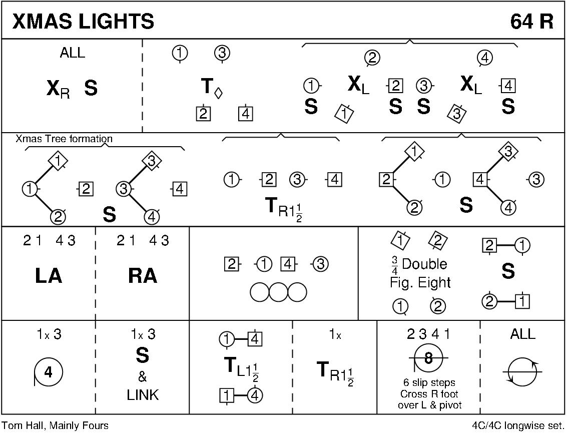 Xmas Lights Keith Rose's Diagram